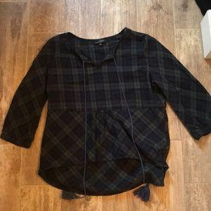 Tops - Flannel Design Top (M/L)